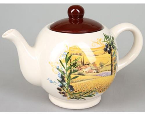 Чайник заварочный (подсолнухи) 8057-4