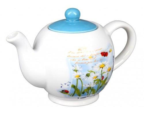Чайник заварочный (ромашки) 8057-7