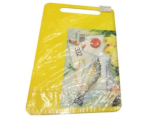 Доска разделочная пластиковая 20 х 16 см